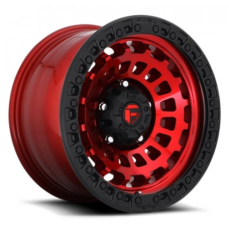 Fuel Zephyr D632 Candy red