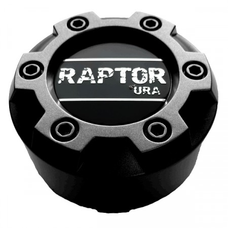Navkopp - URA Raptor matt black
