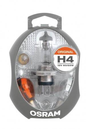 12 volt pærer - Reservesett