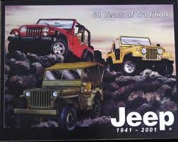 Jeep - 60 Years of Tradition