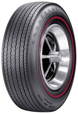 Goodyear E70-14 Custom Wide Tread Polyglas R/S