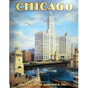 Chicago - Grey Goose Airlines