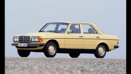 Klassisk Mercedes