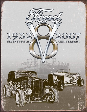 Ford Deuce 75th Anniversary