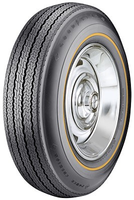 "Goodyear Power Cushion 775-15 med .350"" Gull stripe"