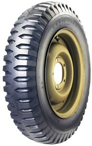 Goodyear 600/16 NDT Military