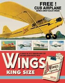 Wings King Size