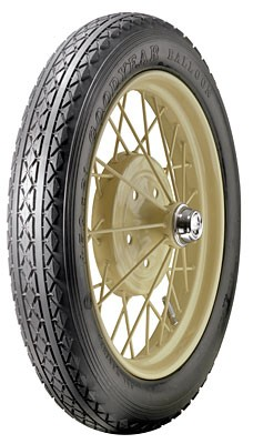 Goodyear 450/21 All Weather Ballong hvitside