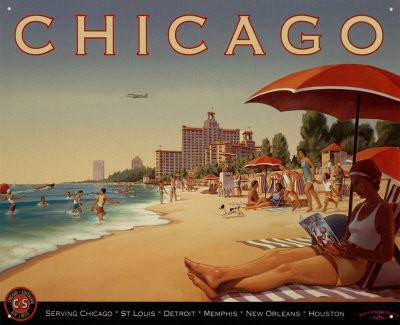 Chicago - C & S Airlines
