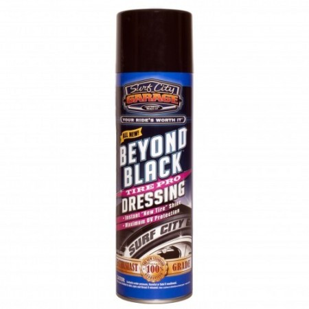 Beyond Black® Tire Pro - 0,45 liter sprayboks