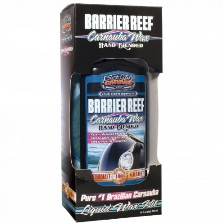 Barrier Reef® Carnauba Liquid Wax Kit