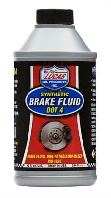 Lucas Brake Fluid DOT 4 syntetisk