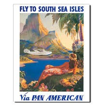 Fly to South Sea Isles Via PanAm