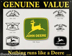 John Deere - Genuine Value