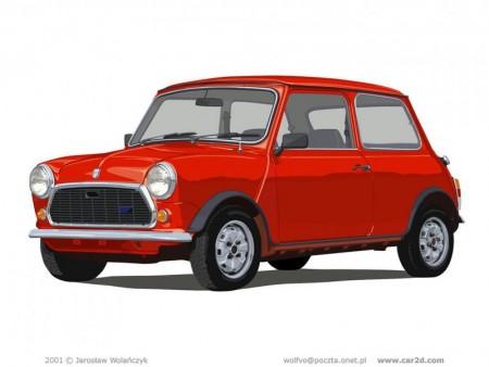 Morris / Austin Mini 1959-2000