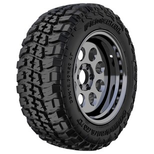 Federal Couragia M/T 265/75R16 OWL