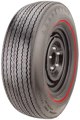 Goodyear G70-15 Custom Wide Tread Polyglas R/S