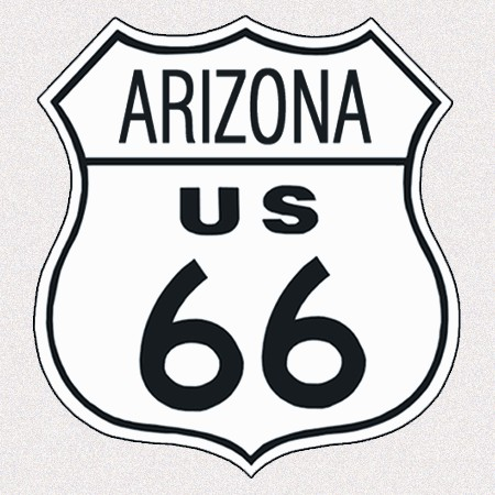 Route 66 - Arizona