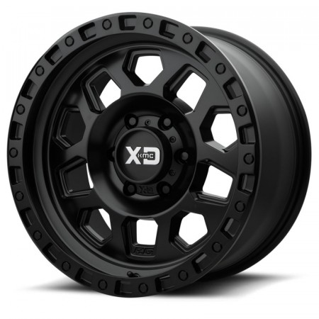 KMC XD - 4x4 alufelger