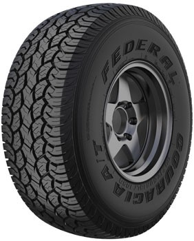 Couragia A/T 245/75R16 OWL